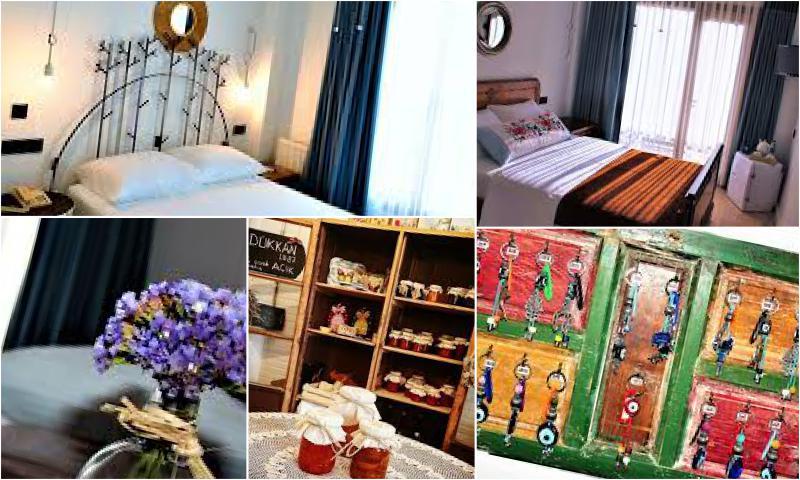 Foça Otel1887 Antika Odaların Farkı Nedir?
