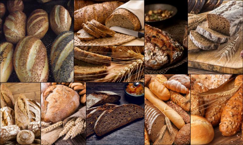 Sağlıklı ve Doğal Ekmek Çeşitleri