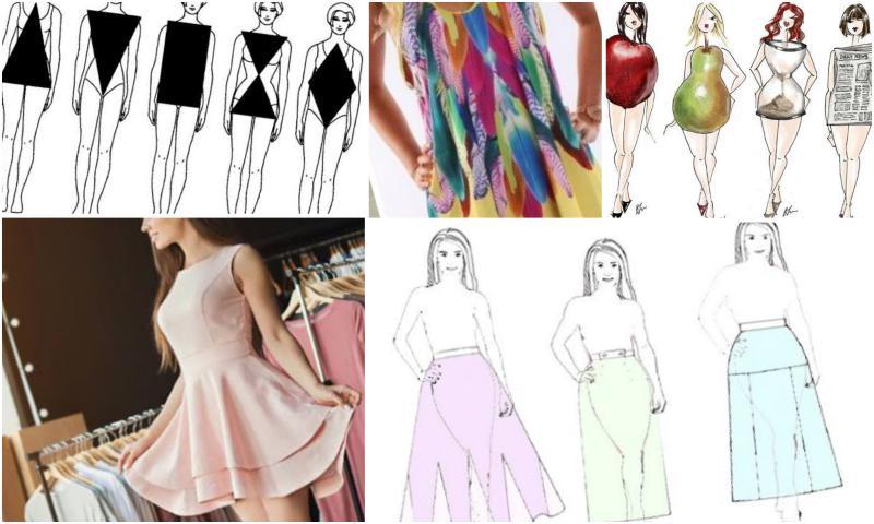 Vücut Şekline Göre Elbise Seçimleri Neler Olabilir?