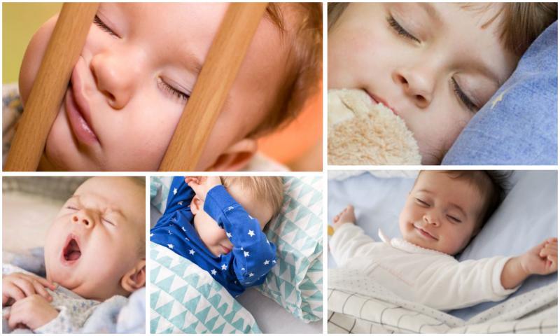 Çocuklar İçin İdeal Uyku Düzeni