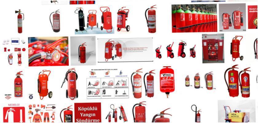 Yangın Söndürme Sistemleri Nelerden Oluşur