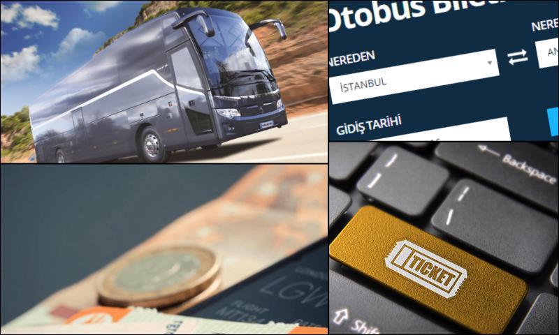 İnternet Ortamından Otobüs Bileti Satın Alabilirsiniz