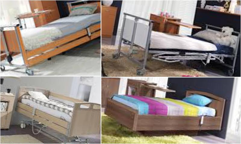 Yatağa Bağımlı Hastalar İçin yatak Modelleri