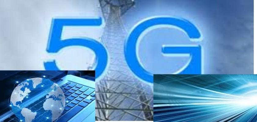5G İnternet hızı İçin çalışmalar başlandı