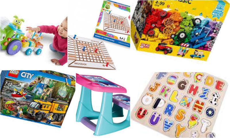 Bebek Oyuncakları Nasıl temizlenmeli?