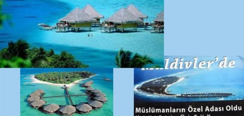 Caprice Gold Maldives Adası, Tatil Olanakları