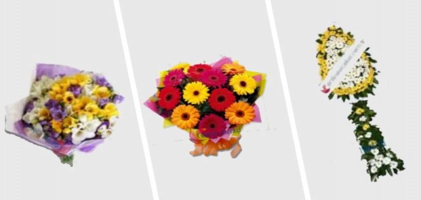 Mutluluğun Açılış Kapısı Çiçekler