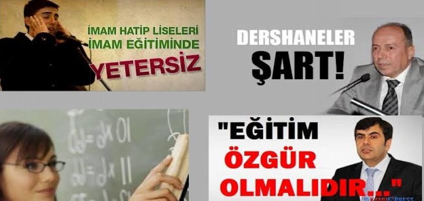 Milli Eğitim Bakanlığı Türkiye'de Eğitim Sistemi Yeterli Değil Dedi