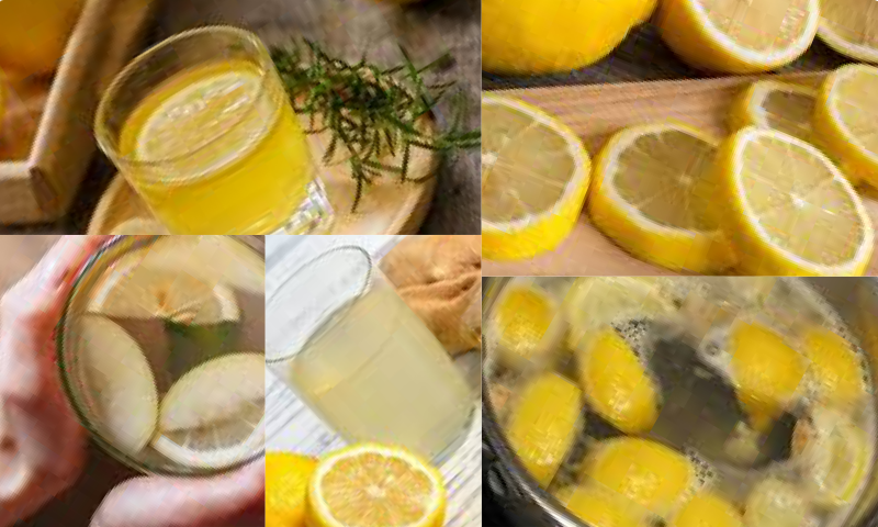 Haşlanmış Limonla Zayıflayan Var mı?