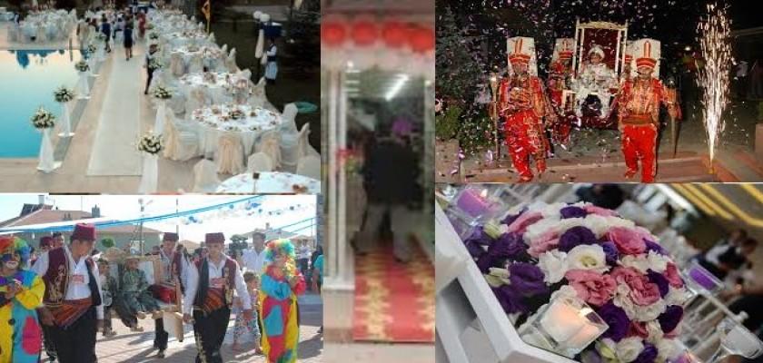 Hediyelik Eşya Organizatör Sünnet, Nişan Düğün