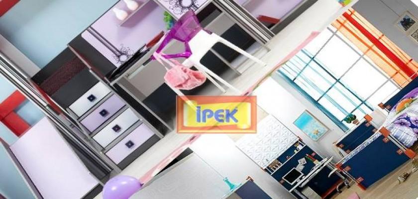 İpek Mobilya Genç Odası 2014 Modelleri Hazır