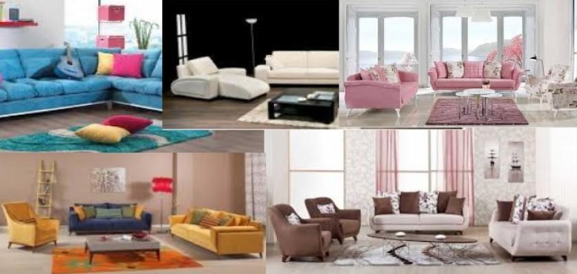 En Trend Koltuk Takımları Özbay Mobilyada