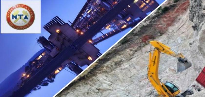 Maden Tetkik Arama 2014 Yılında Faaliyetlerini Sürdürüyor