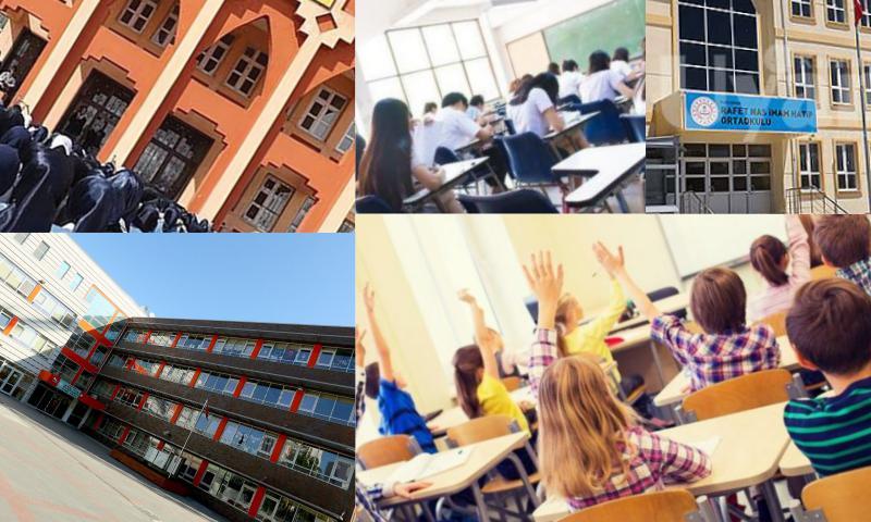 155 Tane Eğitim Tesisi Açılıyor