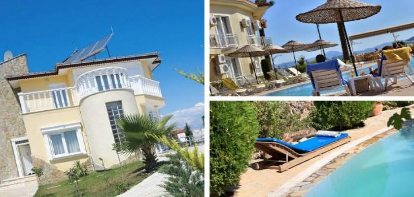 Side Kumköy'de Muhteşem Bir Tatil Geçirebilirsiniz