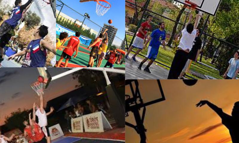 Sokak Basketbolu Kuralları Nelerdir