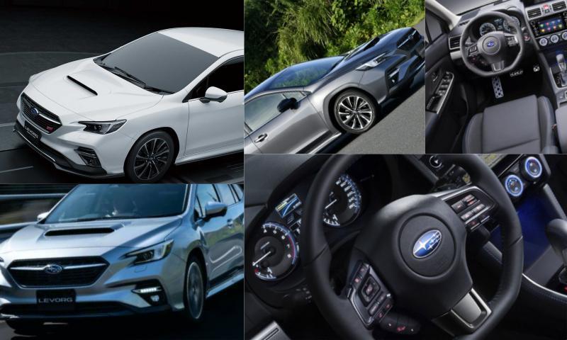 Subaru Levorg Özellikleri Nelerdir?