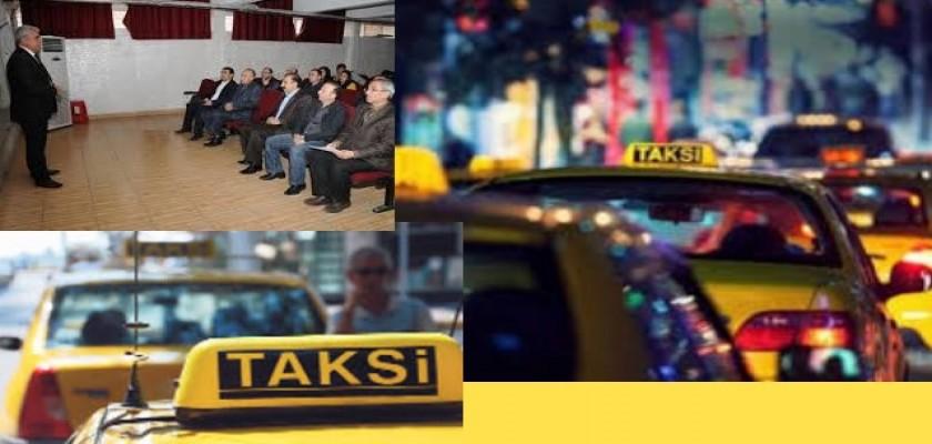 Taksicilere Uygulamalı Psikolojik Eğitim Olanakları
