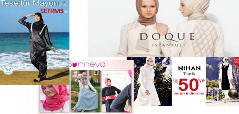Tesettür Giyimde Alışveriş Kolaylığı Sağlayan Mağazalar