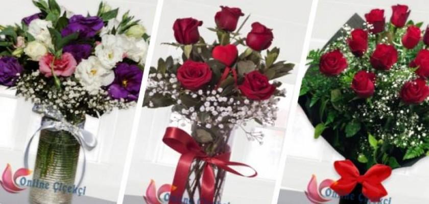 Yaşamınız Çiçekler İle Renklendirin