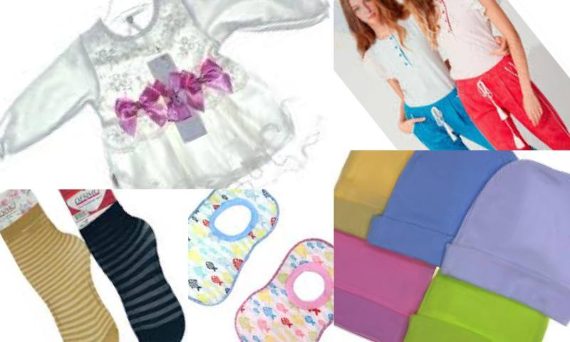 Kız Ve Erkek Çocuk Giyim Ürünleri